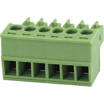 Degson 15EDGK-3.5-03P-14-00AH Pin enclosure - cable Total number of pins 3 Contact spacing: 3.5 mm 1 pc(s)