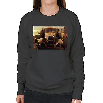 Citroen Classic Collection Barn Find Women's Sweatshirt
