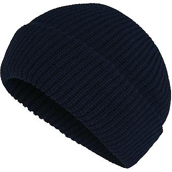 Regatta Professional Mens Watch Cap Ribbed Acrylic Beanie Hat