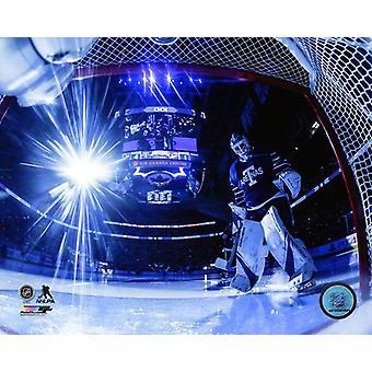 Impression de photos d'Action Frederik Andersen 2017-18