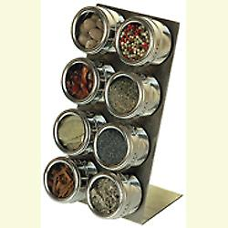Soho Spices L-Shaped Stand with 8 Shakers