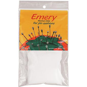 White Emery For Pincushions 4 Ounces 4333
