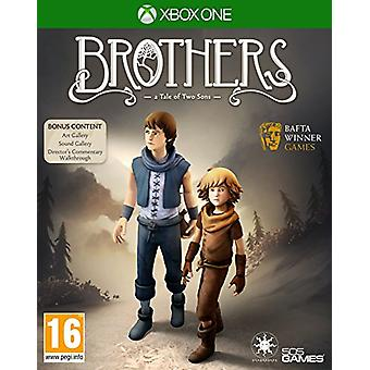 Brothers A Tale of Two Sons (Xbox One)