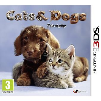 Best Friends Cats and Dogs 3D (Nintendo 3DS)