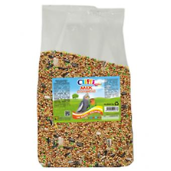Cliffi New Superior Mix Cotorra 1 Kg Con Galleta (Birds , Bird Food)