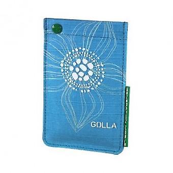 Golla G1140 Spore pocket bag for smartphone - blue