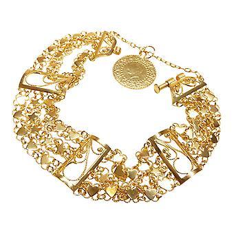 21 carat gold bracelet