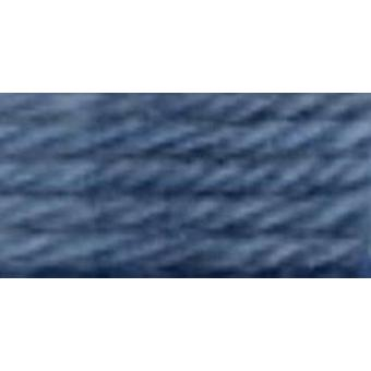 DMC Tapestry & Embroidery Wool 8.8yd-Very Light Drab Country Blue