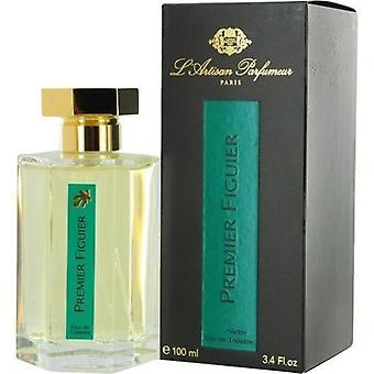 L'Artisan Parfumeur Premier Figuier Eau de Toilette 3.4 Oz/100 ml New In Box