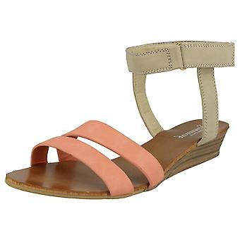 Ladies Savannah Low Heel Sandal
