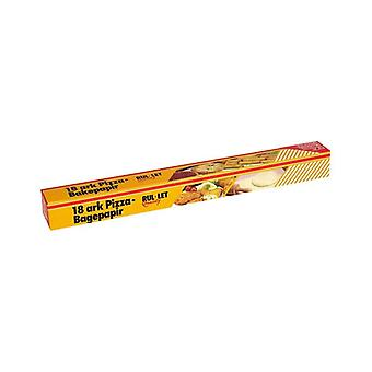 ABENA baking parchment sheets 38x42 cm 18 sheets on roll (a roll of 18 PCs)