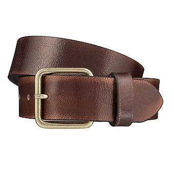Jeans de Timberland ceintures hommes ceintures cuir ceinture marron 3968