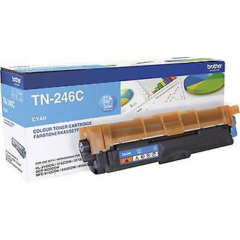 Brother Toner cartridge TN-246C TN246C Original Cyan 2200 pages