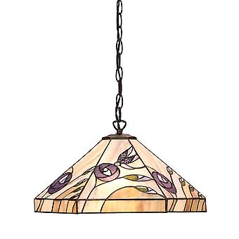Wnętrza 1900 ważek pojedyncze światło Żyrandol z brązu