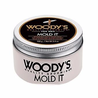 Woody's Mold It Styling Paste, 3.4 oZ./100 mL