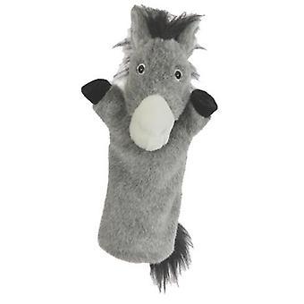 Die Puppet Company langen Ärmeln Esel-Handpuppe