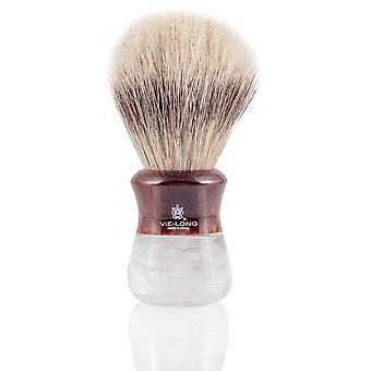 Vie-Long 13061 White Horse Hair Shaving Brush
