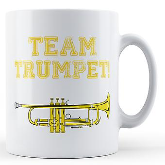 Team Trumpet - Printed Mug