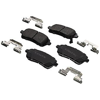 ProACT ACT1454 Akebono ProACT Ultra Premium Ceramic Disc Brake Pad Kit