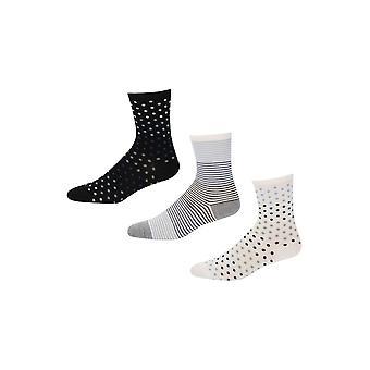 New Designer Womens Pepe Jeans Socks Ebony Gift Set