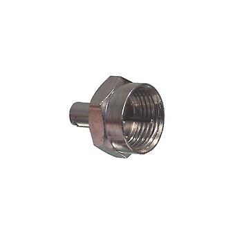 Hirschmann RH-RFC75/B Rfc75-afsluiter F-connector (75 Ohm)