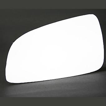 Left Stick-On Mirror Glass Opel ASTRA H Saloon 2007-2009