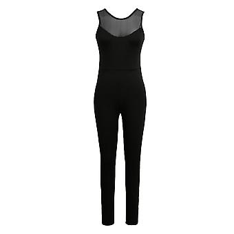 Sports Jumpsuit Black