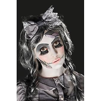 Damaged Doll Make-Up Kit, BLACK