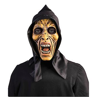 Hooded Zombie Mask
