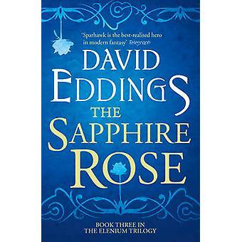 Safirblå steg med David Eddings - 9780007578993 bok