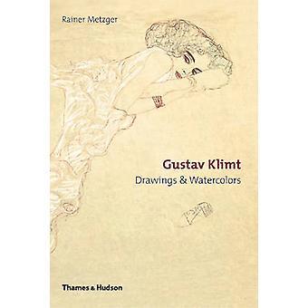Gustav Klimt - tekeningen en aquarellen door Rainer Metzger - 978050023