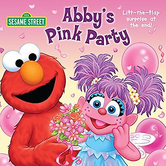 Abby's Pink Party (Sesame Street