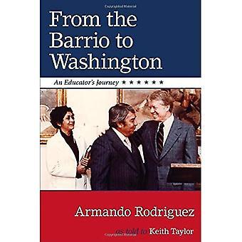 Aus dem Barrio, Washington: ein Erzieher Reise