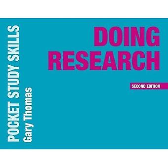 Doing Research (Pocket Study�Skills)