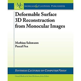 Deformable Surface 3d Reconstruction from Monocular Images