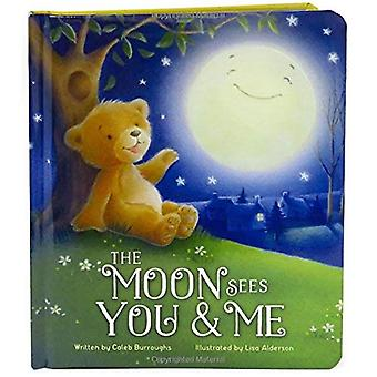 The Moon Sees You and Me (Love You Always)