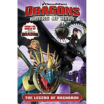 DreamWorks' Dragons: Riders of Berk - Volume 5: The Legend of Ragnarok (How to Train Your Dragon TV)