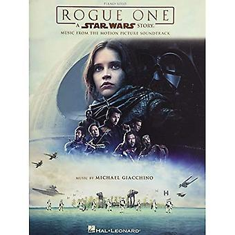 Rogue One: A Star Wars Story - Music from the Motion Picture Soundtrack (Piano Solo)