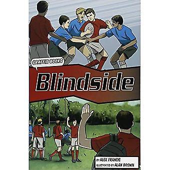 Blindside (Graphic Reluctant� Reader)