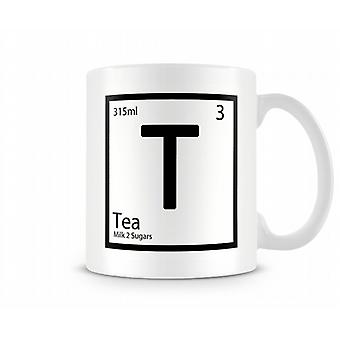 Element T - Tea Milk 2 Sugars Mug