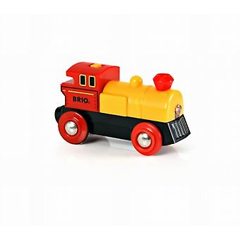 BRIO Powered Yellow Engine