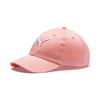 PUMA ESS Cap kinder Cap peach bud-big cat