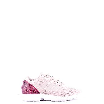 Adidas Pink Fabric Sneakers