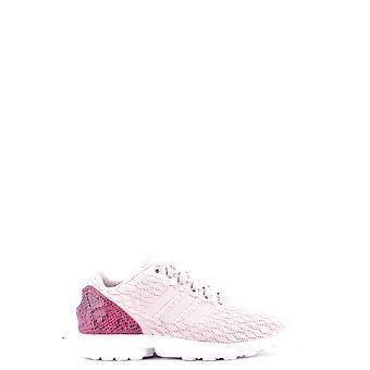 أحذية القماش الوردي أديداس