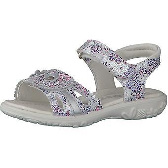 Ricosta Girls Marisol Sandals Lilac Print