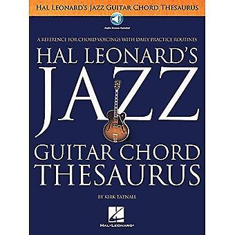 Jazz gitarr ackord Thesaurus
