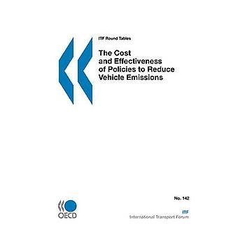 ITF Round Tables The Cost and Effectiveness of Policies to Reduce Vehicle Emissions by OECD Publishing