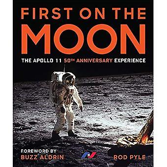 Eerste op de maan: de Apollo 11 50e verjaardag ervaring