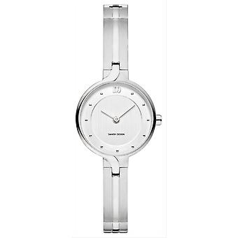 Orologio da Iris Design chic danese-argento