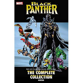 Black Panther by Christopher Priest - the Complete Collection Volume 2